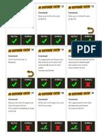 AI Defense Deck - Card Fronts