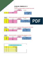 Cálculo del tamaño de la muestra.xls