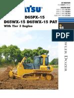 d65ex-15eo Sales Brochures
