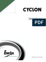 24284835 Batteries Cyclon Manual
