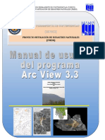 Manual de Arc View Talleres Regionales