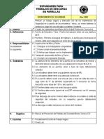 Trabajos Descarga en Parrillas 07-10-2004