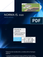 Diapos  NORMA IS 0.20