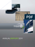 2011 Aluminum Association Annual Report