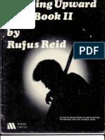 Evolving Upward Bass Book II - Rufus Reid