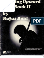 Evolving Upward Bass Book II - Rufus Reid