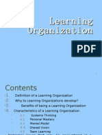 Learning Organization New