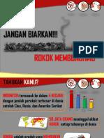 Flipchart Rokok