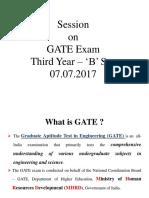 GATE Presentation 7-7-17
