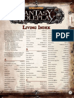 CORE Rules (Living Index)