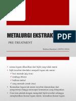 METALURGI EKSTRAKTIF