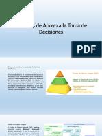 Sistemas de Apoyo a La Toma de Decisiones (DDS)