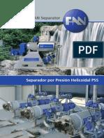 FAN Separator PSS s