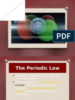 Periodic t
