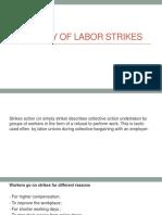 Morality of Labor Strikes Ne