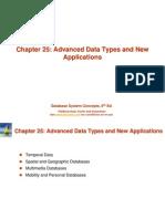 Advanced Data Types