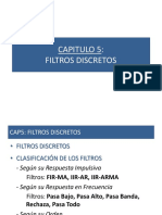 FILTROS DISCRETOS