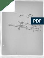 P-51 Flight Manual 1944