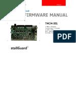 TMCM-351 TMCL Firmware Manual