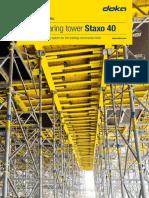 Load Bearing Staxo 40