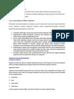 Pengertian Iklim Organisasi.docx