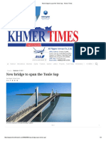 New bridge to span the Tonle Sap - Khmer Times.pdf