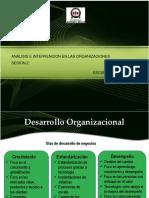 Sesion 2 Analisis e Intervencion en Organizaciones