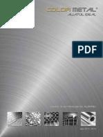 Catalog Aluminiu 2012