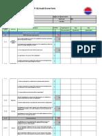 API q2 Eval Score - Check List