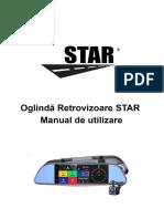 Manual de Utilizare Oglinda Star