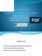 Ovarian Cancer Venigalla