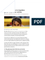 11 Errores Que Te Impiden Ganar Tu Primer Millón – MEGA RICOS