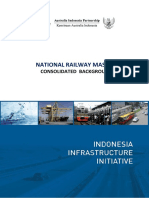 National Railway Master Plan Consolidated Background Papers