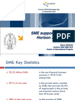 D.grozav_SME Support Under H2020