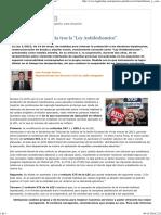 """5 La Ejecución Hipotecaria Tras La """"Ley Antideshaucios"""""""