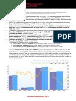 S&P 500 Earnings Report- Week of 10-23-2017