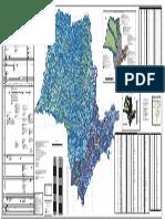 CPRM - Mapa Recursos Minerais - SP