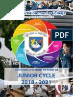Junior Cycle 2018