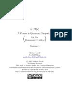 Intro to QC Vol 1 Loceff