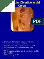 50 Enfermedad Diverticular Del Colon