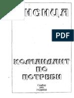 85775456 Slavko Lisica Komandant Po Potrebi