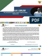 Pedoman Umum Pelaksanaan Padat Karya Tunai Di Desa 2018 Ed2 29 Des 17 Pmk