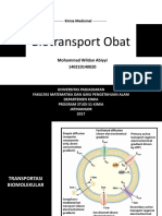 Biotransport Obat