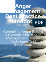 Anger Management Best Practice Handbook