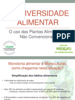 Alimentos Selvagens