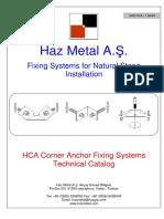 12- HCA Corner Technical Information
