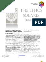 The Ethos Solaris