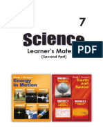 g7 Science Student Modules