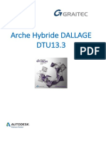 Support Arche Hybride Dallage Dtu 13 3