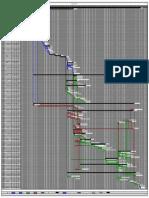Microsoft Project Bauzeitenplan